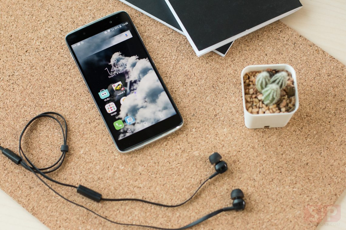 [Review] Alcatel Idol 4 มือถือสุดงาม ที่มาพร้อมปุ่ม Boom สำหรับสายเอ็นเตอร์เทน