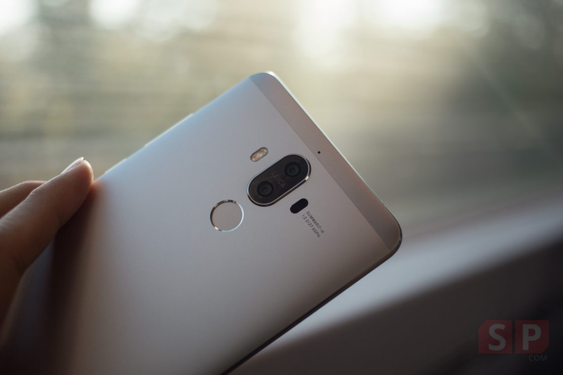 [Unbox] แกะกล่อง Huawei Mate 9 หน้าจอ 5.9 นิ้ว, Ram 4 GB, Rom 64 GB ราคา 23,900 บาท