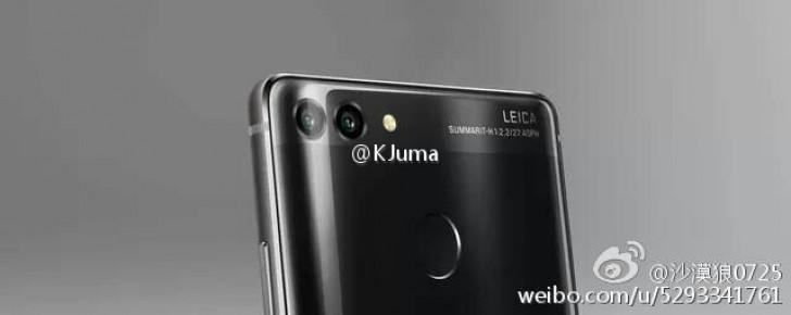 หลุดภาพ Huawei P10 / P10 Plus มากับกล้องหลังคู่จาก Leica เช่นเดิม เพิ่มเติมคือวัสดุตัวเครื่องมันวาว !!