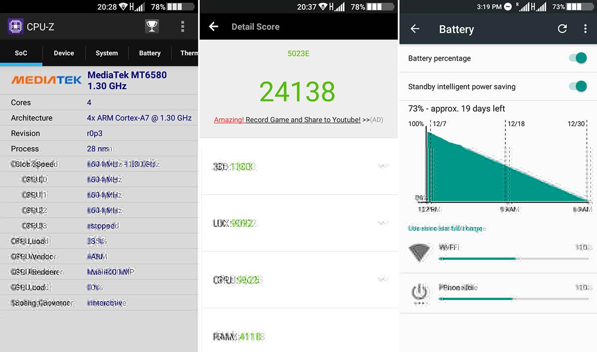 [Review] Alcatel Pixi 4 Plus Power เด่นด้วยแบตเตอรี่สุดอึดถึง 5,000 mAh ในราคาเพียง 3,790 บาท!!