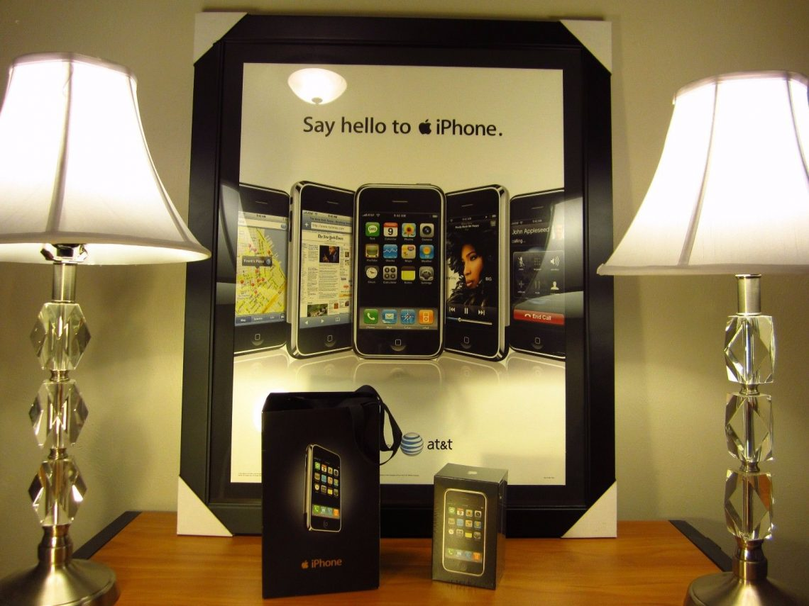 จัดหมด…ถ้าเงินถึง: พบประกาศขาย iPhone รุ่นแรกสภาพมิ้นต์ ยังไม่กรีดซีล เครื่องละ 800,000 บาท