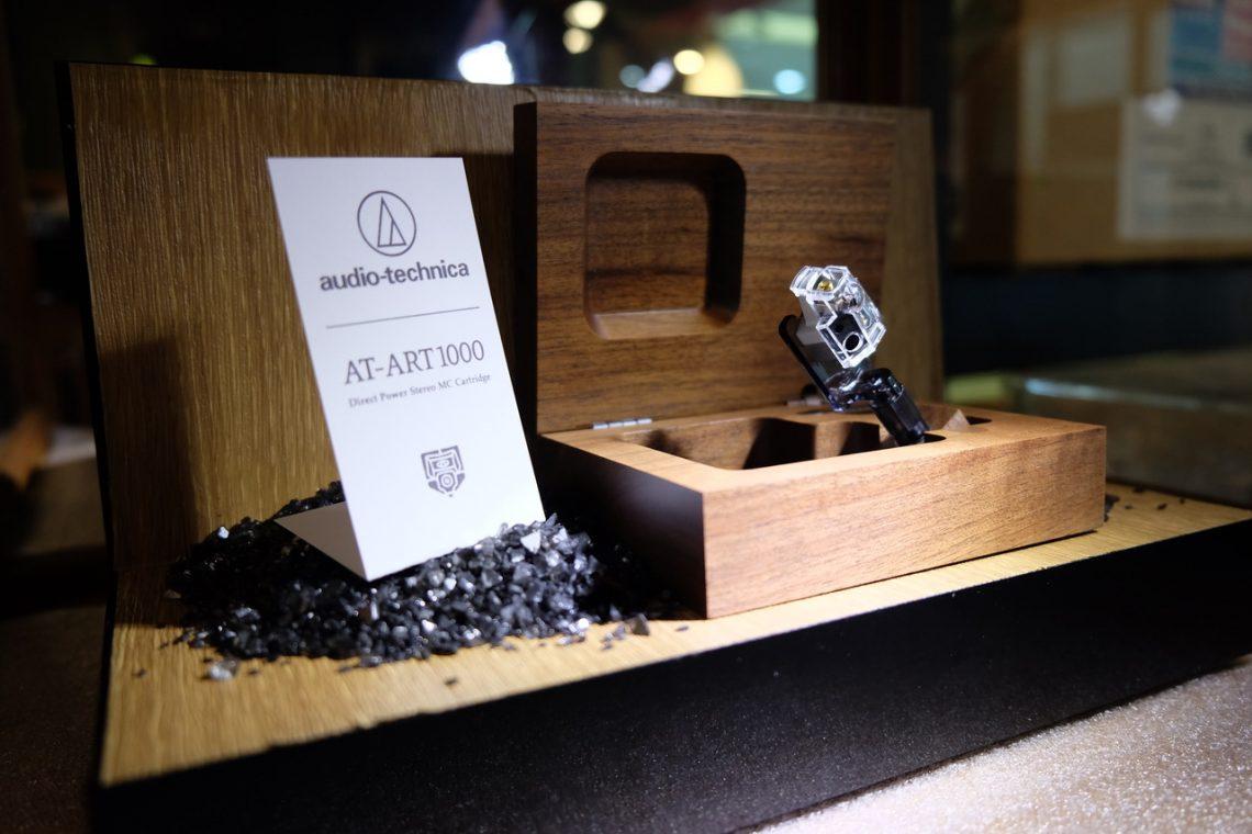 "[PR] อาร์ทีบีฯ จับมือ ร้านสวนเสียง เปิดตัว ""Audio Technica ATH-ART1000"" หัวเข็มเครื่องอ่านแผ่นเสียง รุ่น Limited Edition"