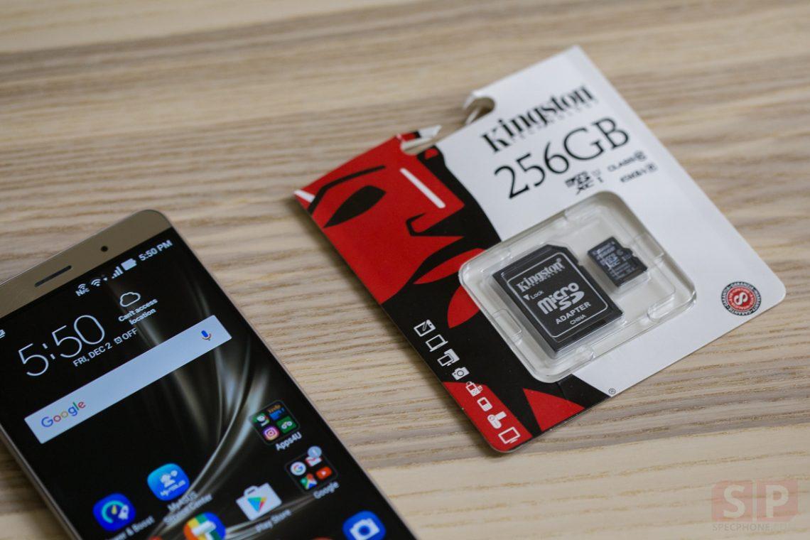 [Review] รีวิว Kingston Micro SD Card ความจุ 256 GB เก็บข้อมูลจุใจ ไม่มีเต็ม!!