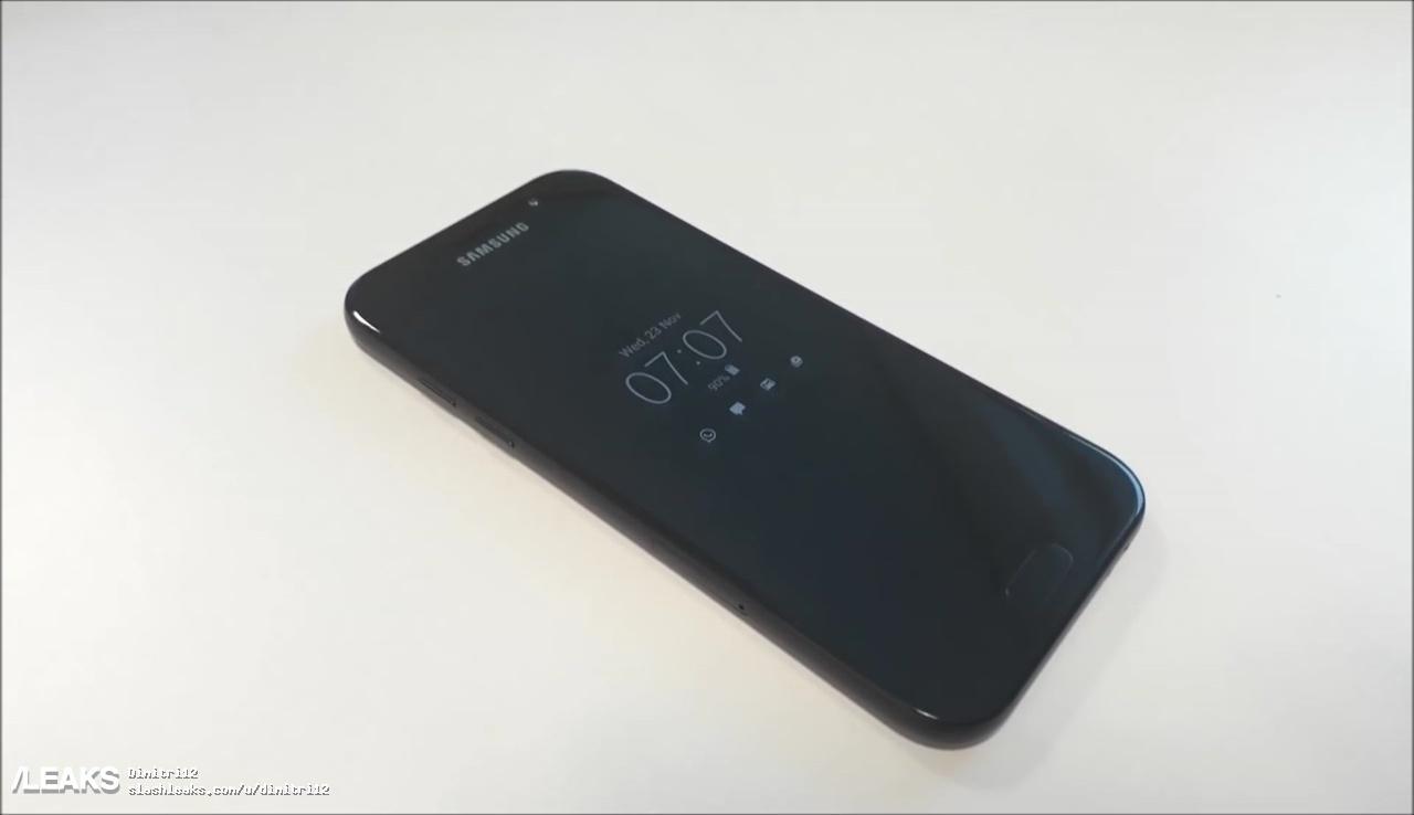 Samsung Galaxy A5 2017 hands on photos