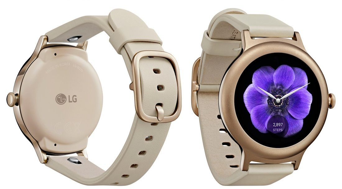 LG เตรียมเปิดตัว Smart Watch ลงตลาด Android Wear โดดเด่นด้วยสี Rose Gold และ Silver !!