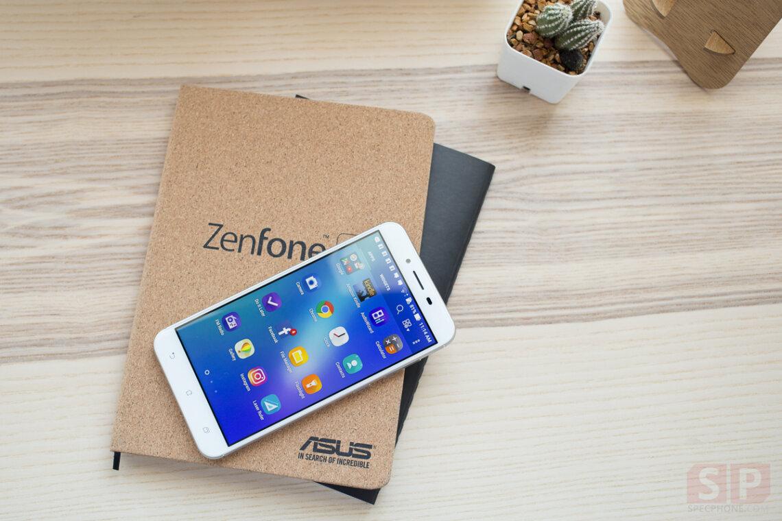[Review] ASUS ZenFone 3 Max รุ่นปรับสเปคครั้งใหญ่ แบตอึดเหมือนเดิม ในราคา 7,990 บาท!!