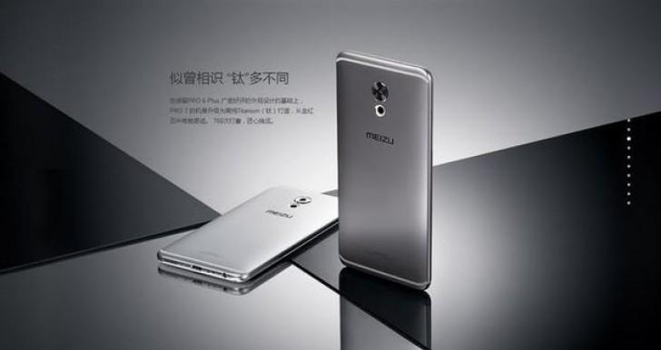 เผยสเปค Meizu Pro 7 หน้าจอ 4K แรม 8 GB แฟลช 10 ดวง ราคาเริ่มต้น 16,900 บาท!!
