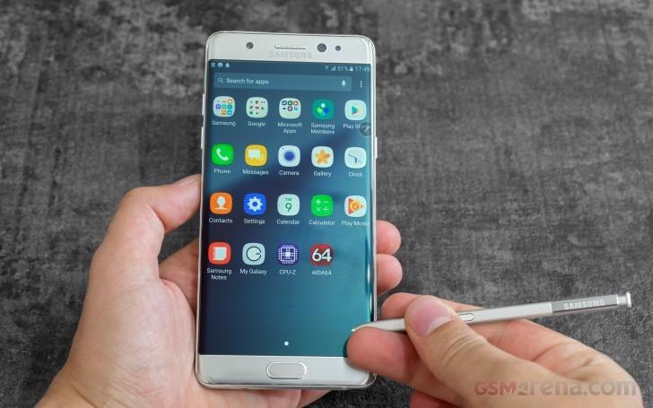 ยังมีต่อ !! Samsung Galaxy Note 8 จะมากับหน้าจอ 4K และ Bixby AI Assistant !!