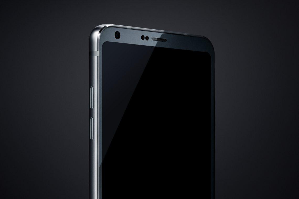 ภาพโฉมแรก LG G6 มาแล้ว !! ตัวเครื่องโลหะมุมโค้ง ขอบจอบางเฉียบ เปิดตัวปลายกุมภานี้