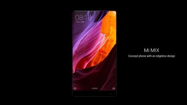 CEO Xiaomi ยืนยัน Mi Mix 2 จะมีพื้นที่ขอบเครื่องลดลงอีก เพื่อเป็นสมาร์ทโฟนไร้ขอบตัวจริง !!