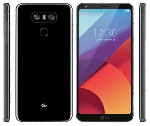 LG G6 official render