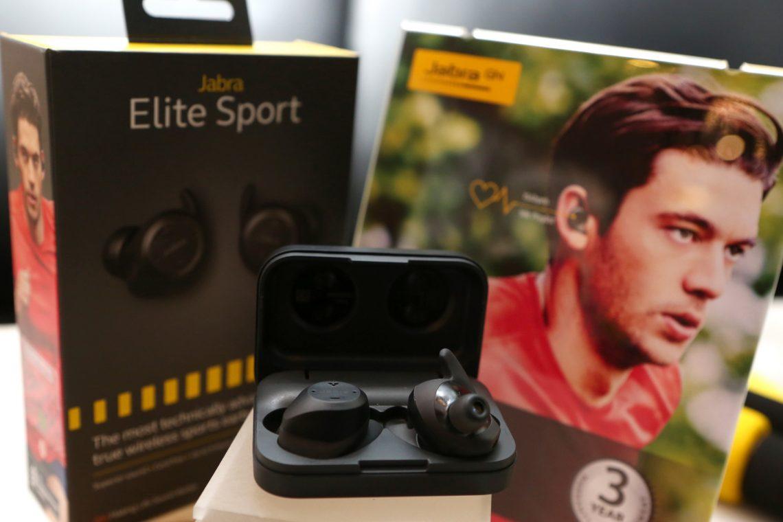 """[PR] อาร์ทีบีฯ ส่ง """"Jabra Elite Sport"""" หูฟังสุดยอดนวัตกรรม ตอกย้ำความเป็นผู้นำนวัตกรรม Wearable ของหูฟังบลูทูธ"""