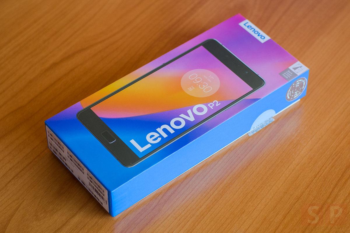Review Lenovo P2 SpecPhone 1