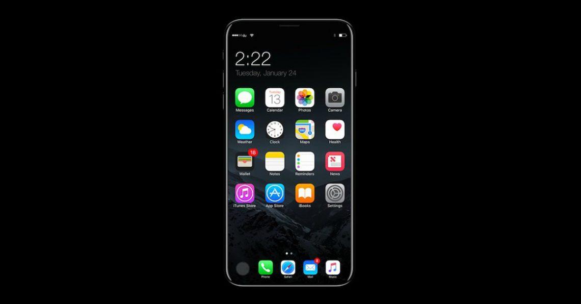ลือ !! เฉพาะ iPhone 8 หน้าจอ 5 นิ้ว เท่านั้นที่จะมากับฟีเจอร์ Wireless Charging ???