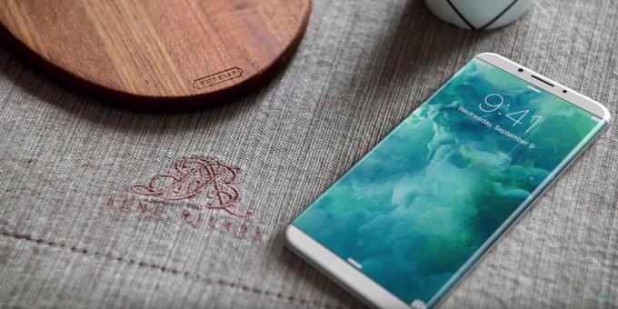 นักวิเคราะห์ชื่อดังเผย !! iPhone 8 จะมีหน้าจอ 5.2 นิ้ว แต่แบตเกือบเท่า iPhone 7 Plus !!