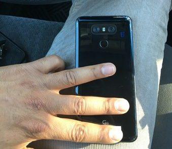 หลุด !! ภาพ LG G6 มาพร้อมกับสี Glossy Black และจะมีรุ่น G6 Compact และ G6 Lite เปิดตัวออกมาด้วย !!