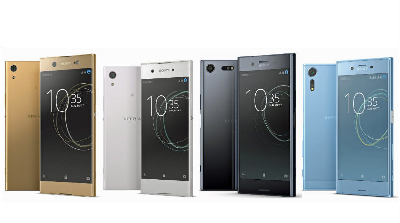 [MWC 2017] Sony เปิดตัวสมาร์ทโฟนใหม่ 4 รุ่นรวด !! มากับ Xperia XZ Premium , XZs  ,XA1 และ XA1 Ultra