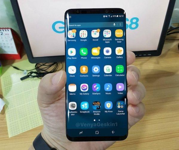 Samsung เตรียมเปิด Pre-orders Galaxy S8 ทันทีในวันที่ 10 เมษายน หลังจากเปิดตัว 29 มีนาคม !!