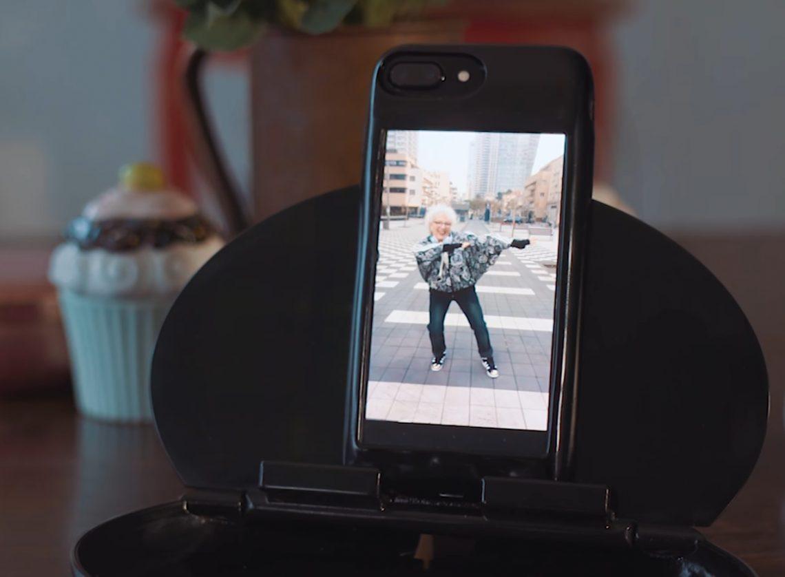 """ฝันเป็นจริง !! สมาร์ทโฟน Android และ iOS ในเครื่องเดียว ด้วยโปรเจค """"Eye"""" จากเว็บไซต์ Kickstarter !!"""