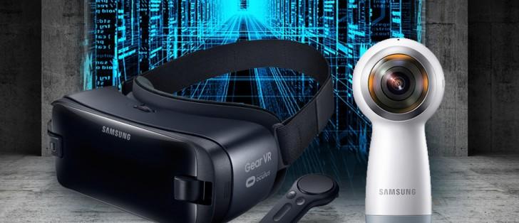 ซัมซุงเปิดตัว Gear VR รุ่นใหม่เพิ่มรีโมทควบคุม และ Gear 360 ปรับสเปคให้ดีขึ้นกว่าเดิม !!