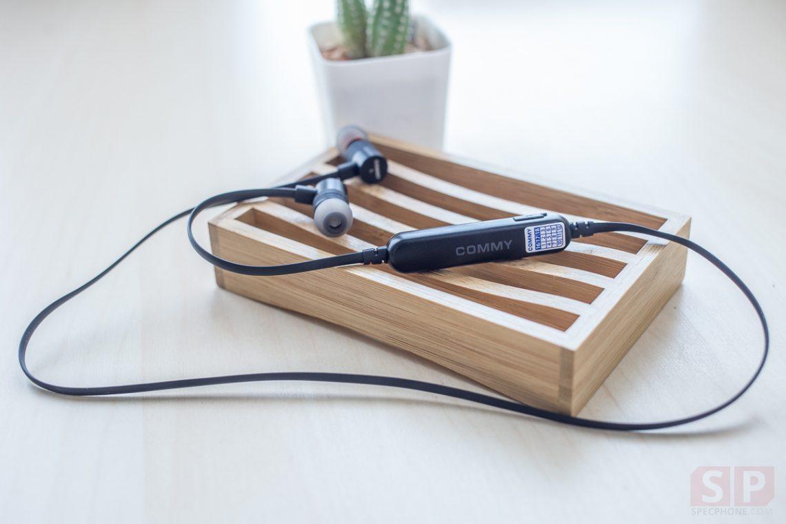 [Review] COMMY BH 101 Sport หูฟัง Bluetooth 4.2 พกพาสะดวก ในราคา 750 บาท