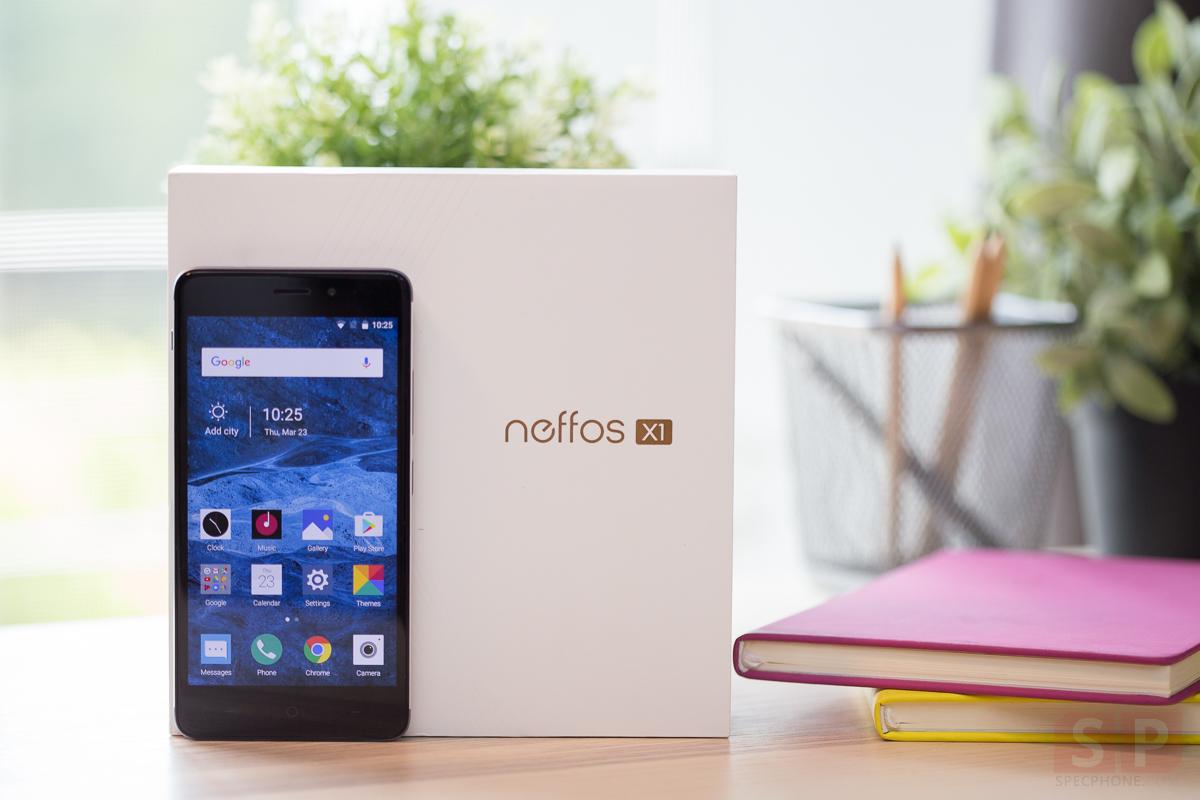 [Review] Neffos X1 สมาร์ทโฟนบอดี้โลหะ กล้อง Sony IMX258 ในราคา 5,990 บาท !!
