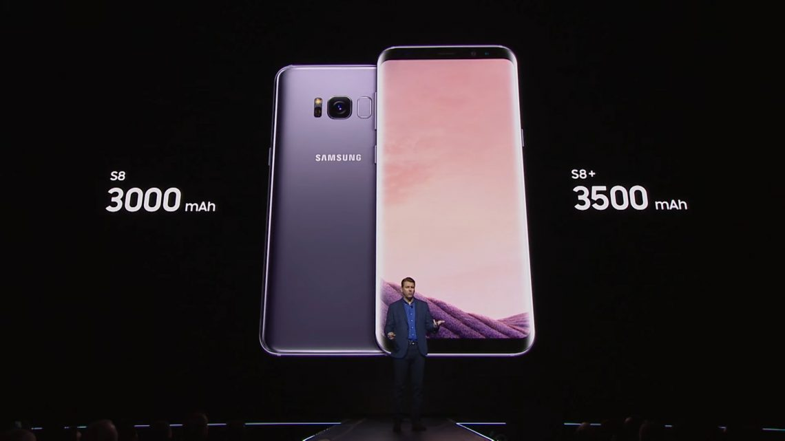 เผยผลทดสอบแบตเตอรี่ของ Samsung Galaxy S8+ ดีกว่ารุ่นเดิม แต่ยังแพ้ iPhone 7 Plus !!