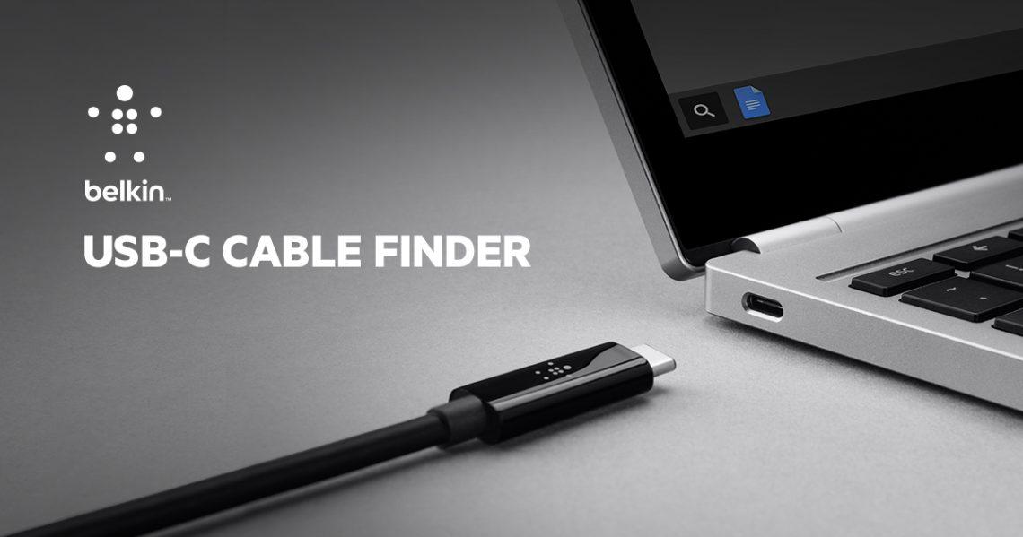 [ข่าวประชาสัมพันธ์] รู้จัก USB-C ให้มากขึ้น. คิดจะใช้ USB-C คิดถึง Belkin