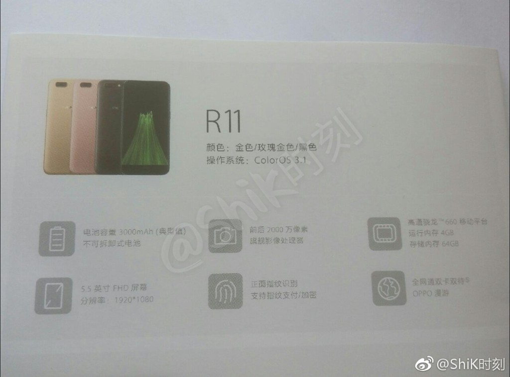 Oppo-R11-Plus-poster