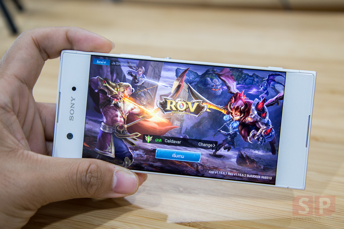 Smartphone for ROV Game Price Under 8000 baht SpecPhone 001