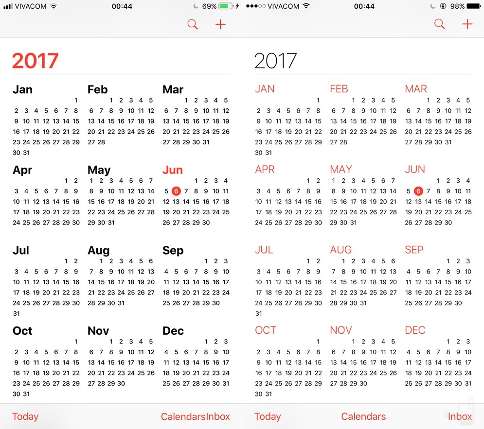 Calendar---iOS-11-left-vs-iOS-right