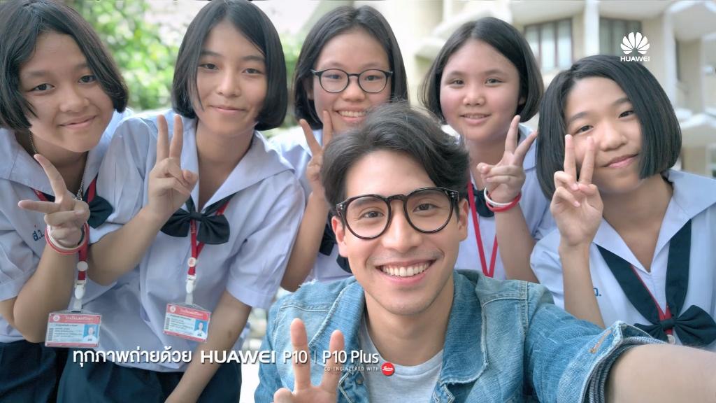 [PR] ครั้งแรกกับการใช้สมาร์ทโฟนถ่ายทอดเรื่องราวให้เป็นเรื่องเล่า ในหนังโฆษณาแคมเปญ ThaiPicStory จากหัวเว่ย