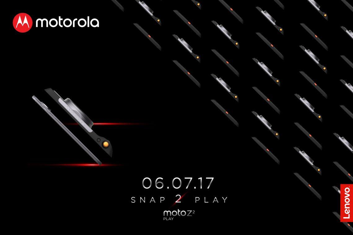 สิ้นสุดการรอคอย !!! Moto Z2 Play สุดยอดสมาร์ทโฟนพร้อมนวัตกรรมสุดล้ำ เตรียมเปิดตัวในไทยเป็นที่แรกในอาเซียน