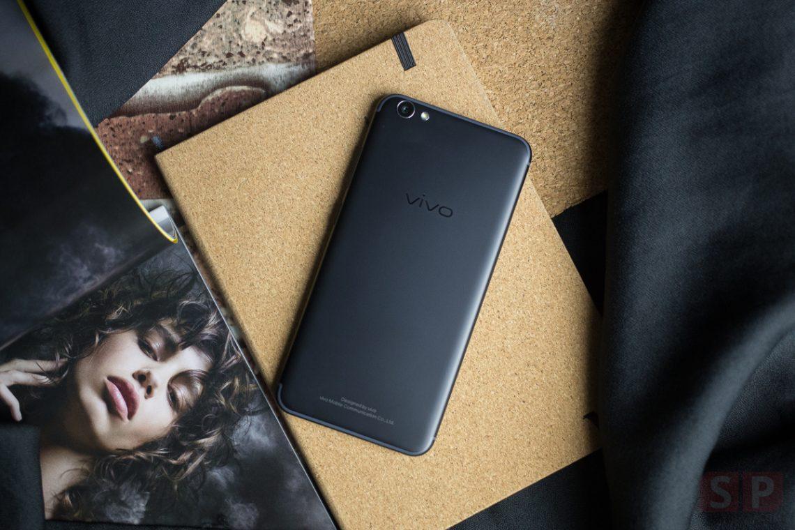 Vivo V5Plus Dual Front Camera 20 ล้านพิกเซล จัดหนักจัดเต็ม ลดราคาอีกครั้งเหลือเพียง 10,990 บาท