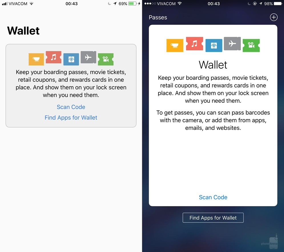 Wallet---iOS-11-left-vs-iOS-right