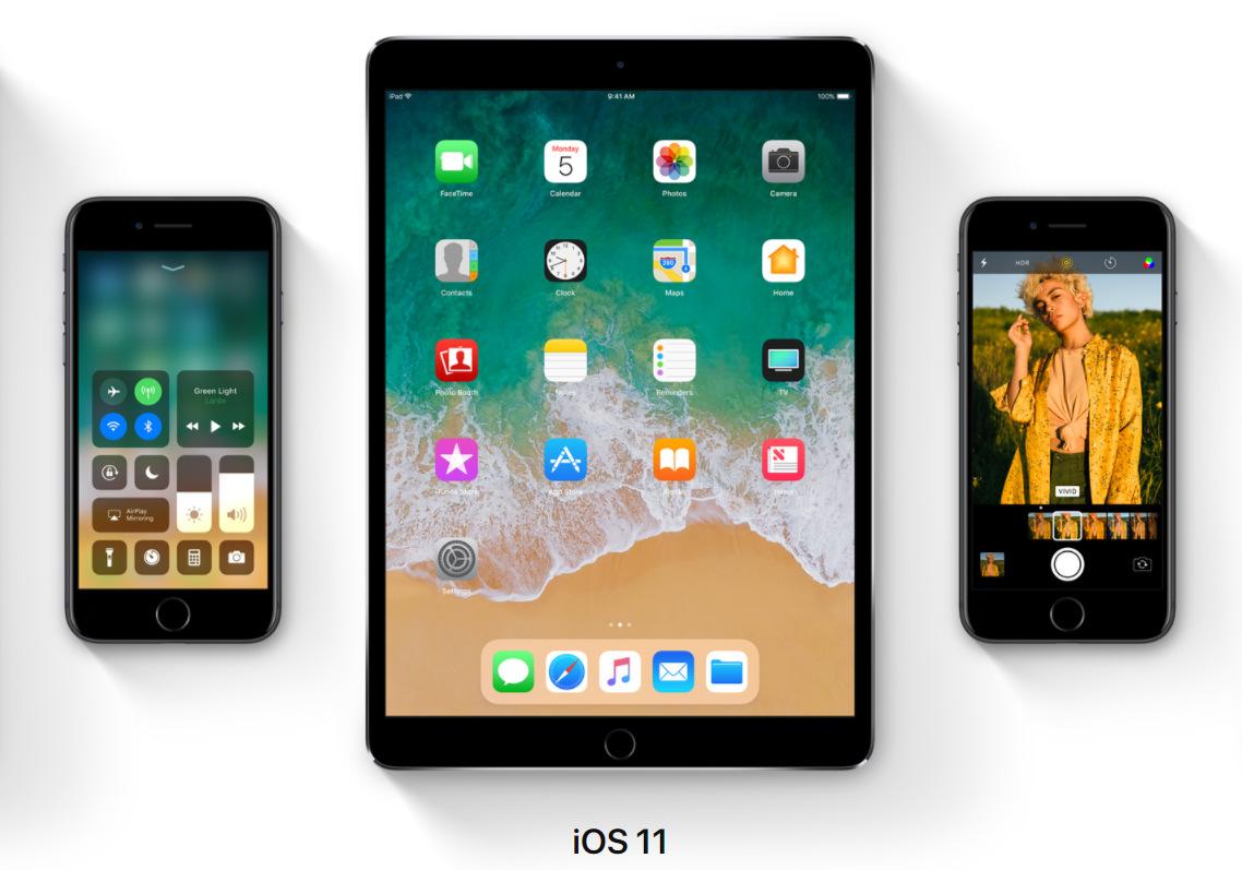 รวมรายชื่ออุปกรณ์ iOS ที่ได้อัพเดท iOS 11 รุ่นไหนจะได้ไปต่อต้องดู!!