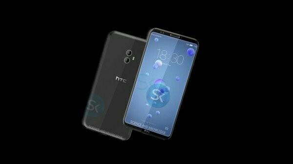 เผยคอนเซ็ป HTC U12 หน้าจอ 4K ไร้ขอบ และกล้องคู่ทั้งหน้า – หลัง