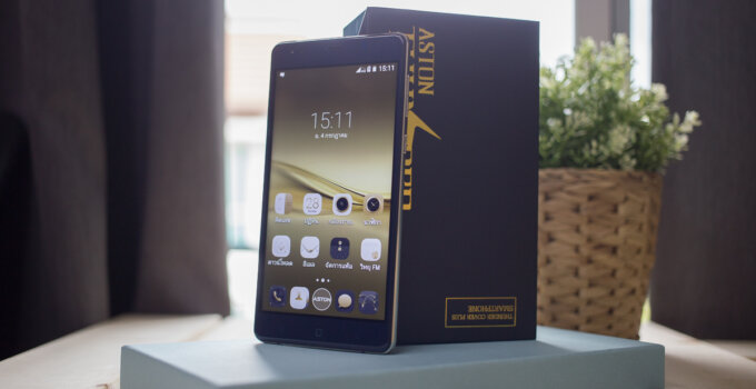 Review ASTON THUNDER Cover SpecPhone 5