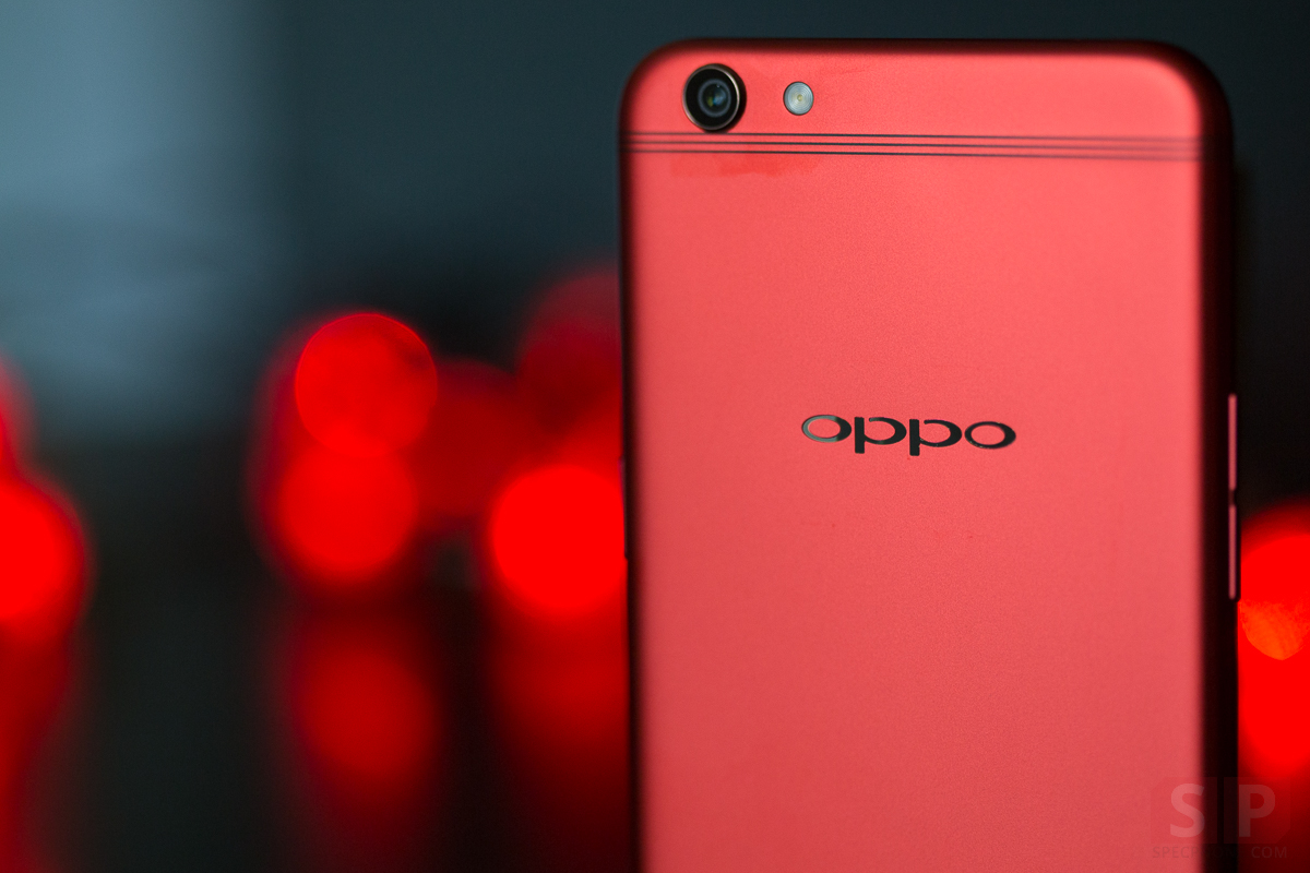 Review OPPO R9s Special Red Edition SpecPhone 00003
