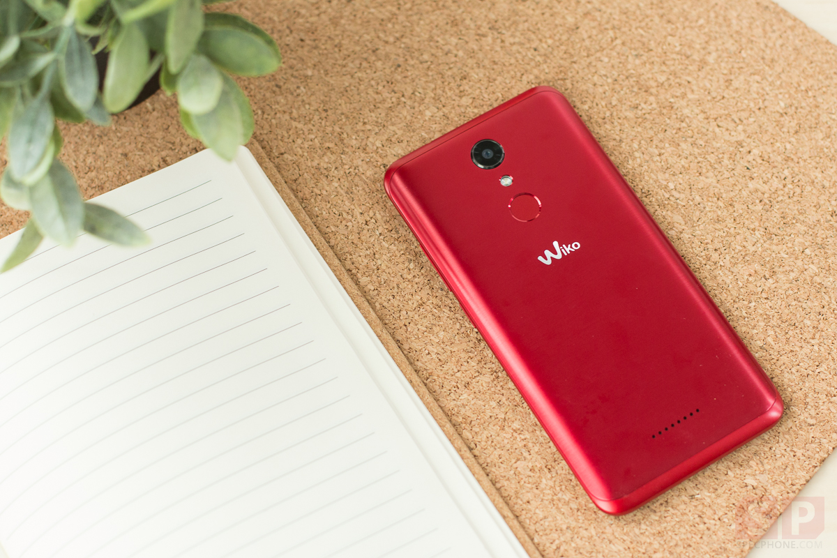 Review Wiko U Pulse SpecPhone 1