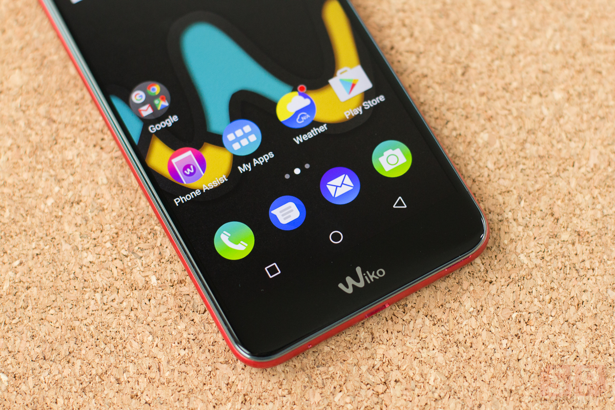 Review Wiko U Pulse SpecPhone 12