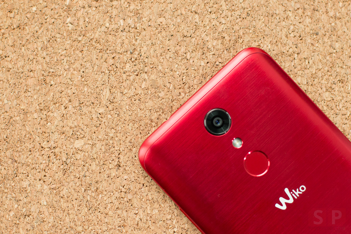 Review Wiko U Pulse SpecPhone 6