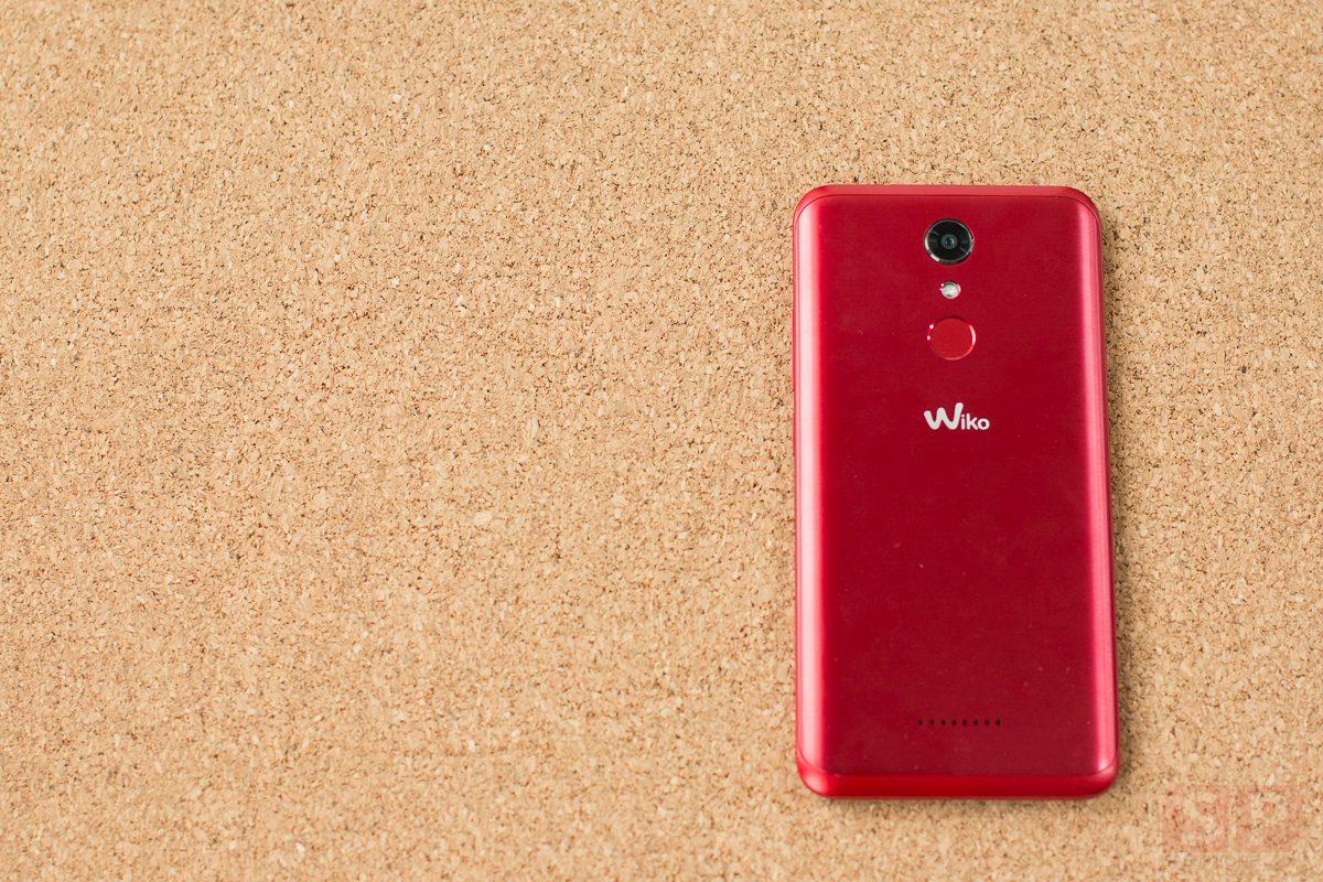 Review Wiko U Pulse SpecPhone 8