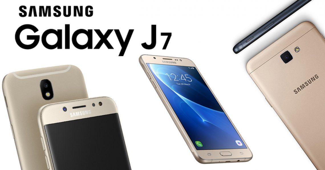 เปรียบเทียบ Samsung Galaxy J7 ที่ขายตอนนี้มีกี่รุ่น สเปคแตกต่างอย่างไร แล้วซื้อรุ่นไหนดี?