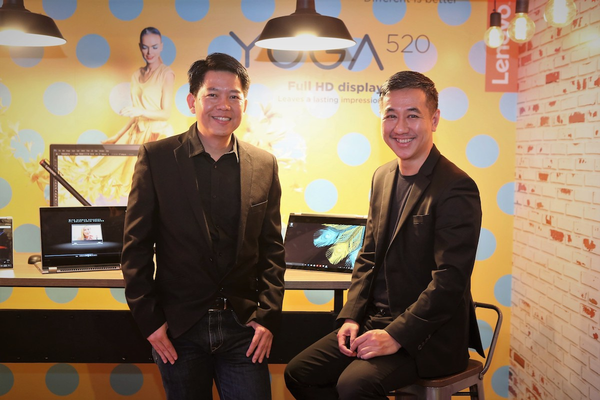 Lenovo launches latest line-up of powerful products for Thailand - 002