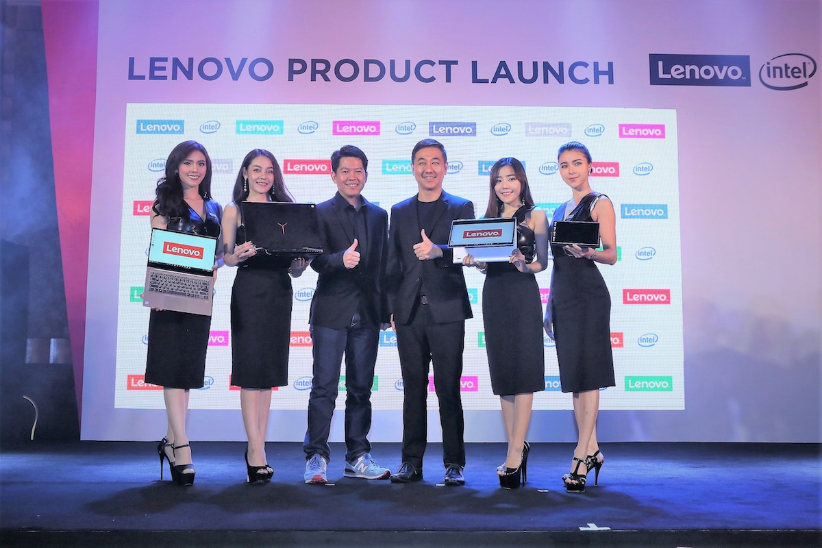 Lenovo launches latest line-up of powerful products for Thailand - 003