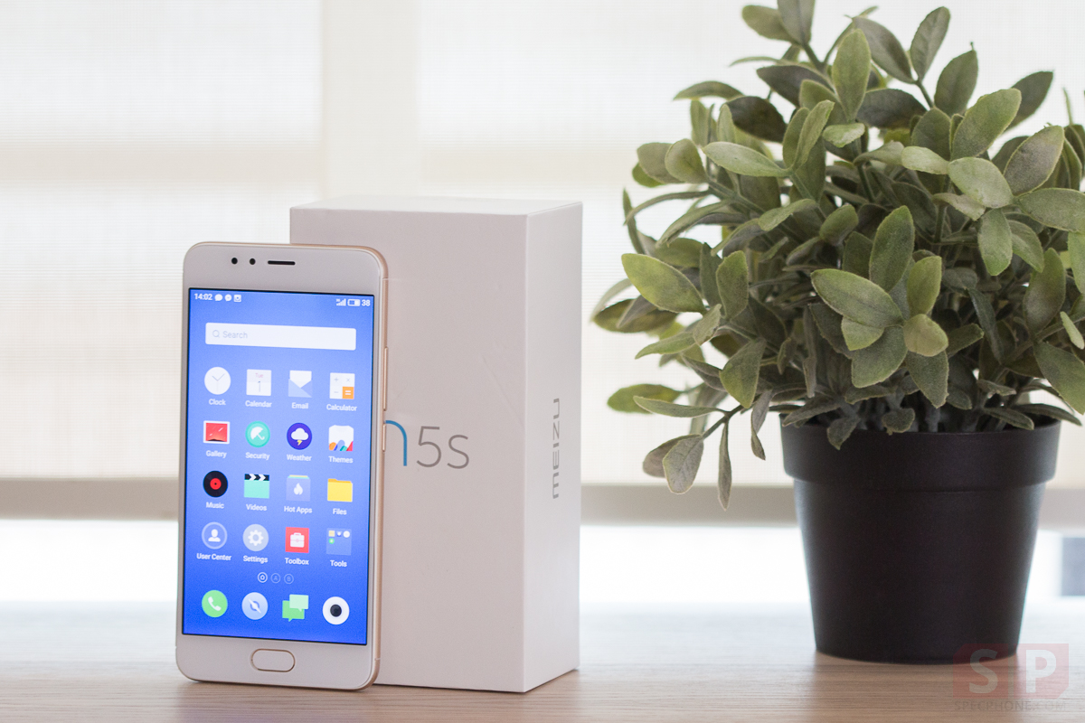 Review Meizu M5s SpecPhone 1