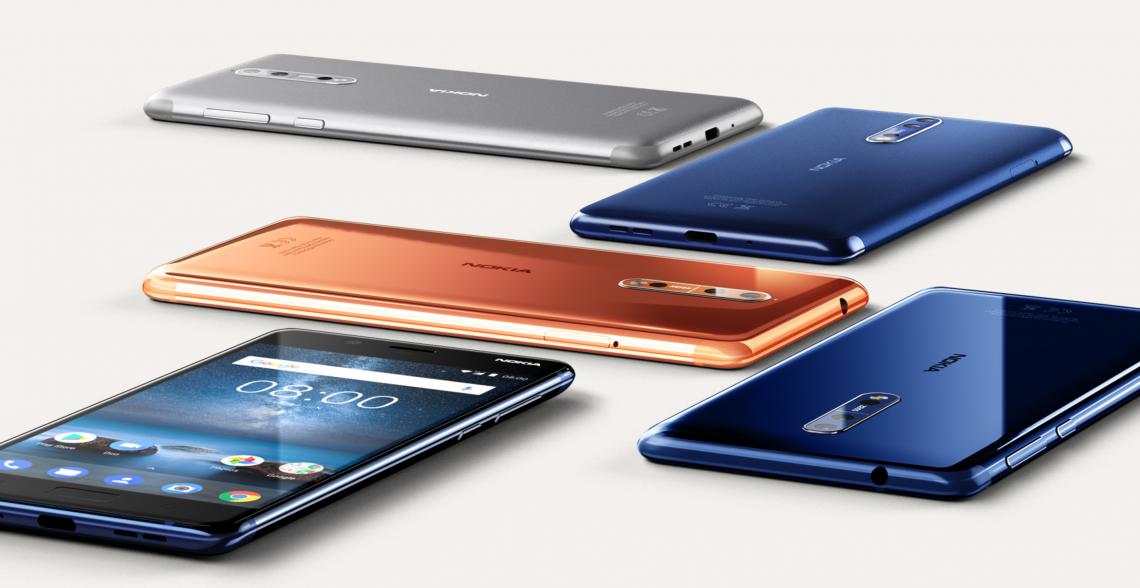 Nokia เปิดตัว Nokia 8 อย่างเป็นทางการแล้ว มาพร้อมกล้องเลนส์คู่จาก ZEISS และระบบเสียง 360 องศา จาก OZO