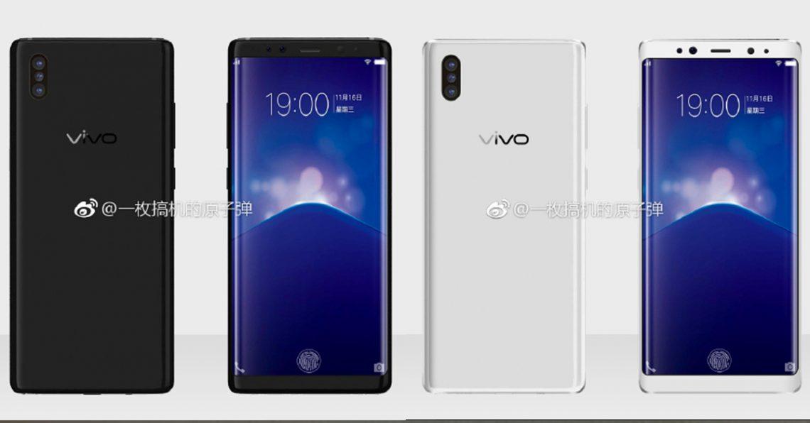 กล้อง 2 ตัวมันน้อยไป Vivo เตรียมเปิดตัวสมาร์ทโฟนกล้อง 3 ตัว พร้อมระบบสแกนลายนิ้วมือในจอ