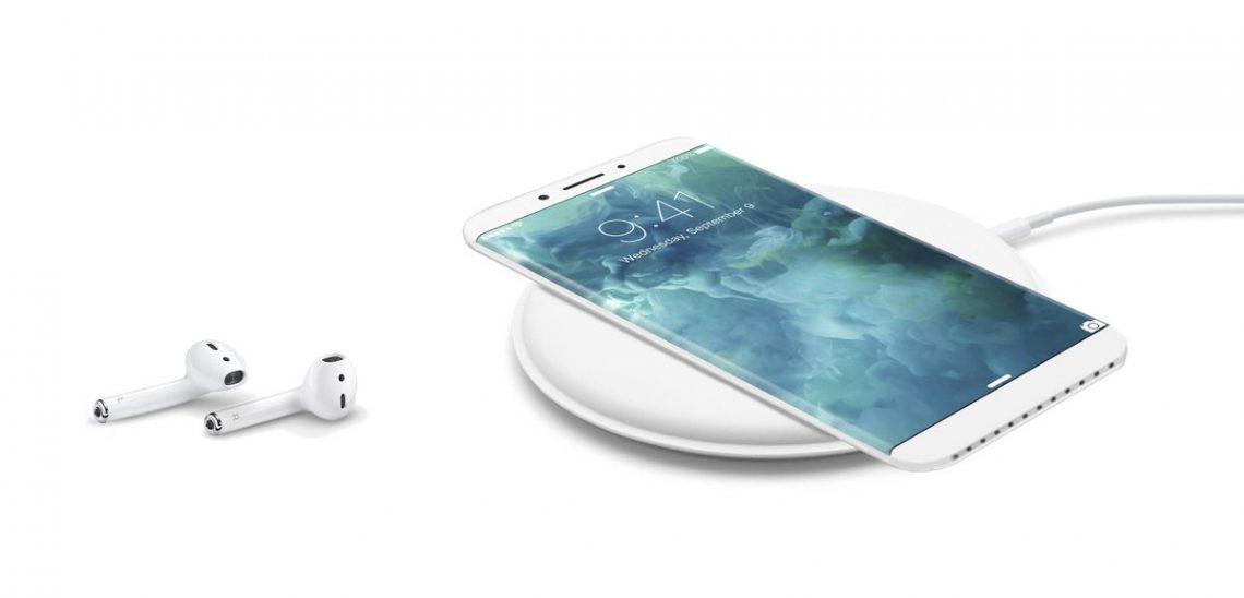 ลือ iPhone 8 (iPhone Pro) จะมาพร้อมกับระบบชาร์จไร้สาย แต่ดันชาร์จไม่เร็วซะงั้น!!